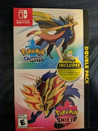 NEW - Pokemon Sword and Shield Double Pack Calgary