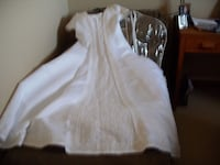 Wedding dress size 14-16 Pickering, L1V 5V6