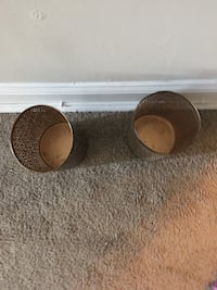 brown and black subwoofer enclosure Oxon Hill, 20745