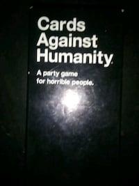 Cards against humanity. Green Bay, 54302