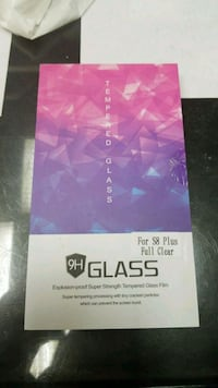 Tempered Glass for Galaxy Plus s8 Samsung Kirkland, H9H 3L1