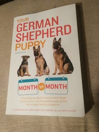 Your German Shepherd Puppy - Month by Month Pullman, 99163