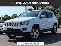 2014 Jeep Compass with 152,060km and 100% Approved Financing Barrie