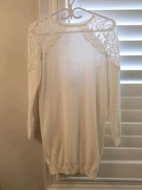 white sweater dress size S Vaughan, L4H 3N5