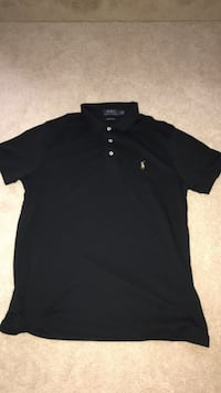 Polo collared t shirt