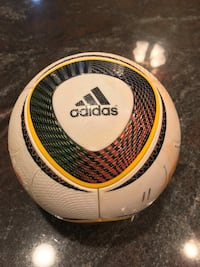 adidas Jabulani 2010 Official World Cup Match Soccer Ball J League Silver Spring, 20904
