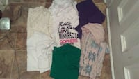 Clothing all fit like size small to med   Winnipeg, R2M 3K6
