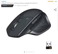 Logitech MX Master 2 wireless mouse (Brand New ) Toronto, M1M 2C3