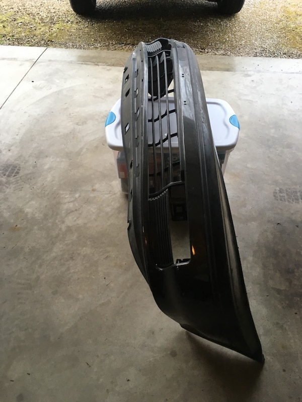 89 thru 93 Honda ACCORD front bumper