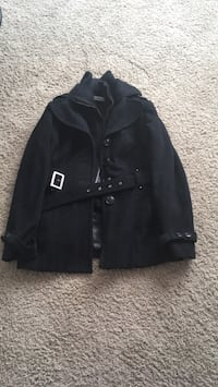 black zip-up jacket Grande Prairie, T8W 1Z1