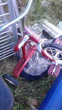 toddler's red Radio Flyer trike Chertsey, J0K 3K0