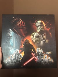 Star Wars Canvas  Smyrna, 37167