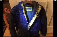 Boys coat size 14 fits boys age 12 . Very good used condition  Oakville, L6H