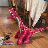 Dinosaur Fisher Price Remote Controlled Simpsonville, 29681