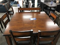 High square dining table  Houston, 77092