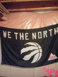 WE The North flag St. Catharines, L2P 0B2