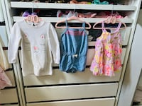 Baby girl dress lot 12-24 months  Toronto, M3N