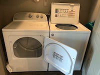 white front-load clothes washer Grapevine, 76051