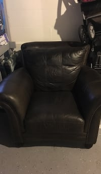 2 piece leather couch set Holiday, 34690