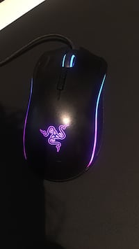 Razer mamba chroma tournament edition Randaberg, 4070