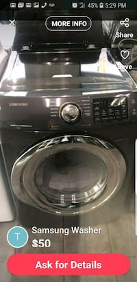 Washers and dryers brand new  St. Louis, 63146