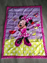 Minnie Mouse covers and pillow case set Laval, H7X