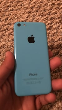 iPhone 5c 8gb just like new