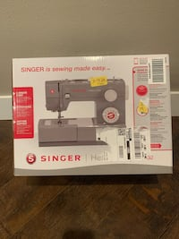 Singer Heavy Duty Sewing Machine 4432 Brand New Never Used Bellevue, 98005