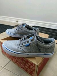 Grey Atwood Vans Whitchurch-Stouffville