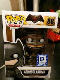 Pop Armored Batman figure Paramount, 90723