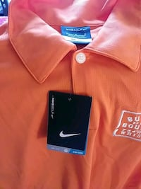 Nike Dri-FIT brand new polo shirt size medium $15 or best offer Cherry Hill