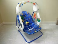 Fisher Price Deluxe Swing Alexandria, 22314