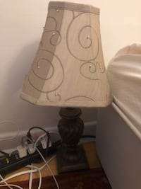 2 lampes for night tables Laval, H7W 1T6