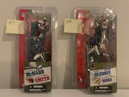 Football action figures