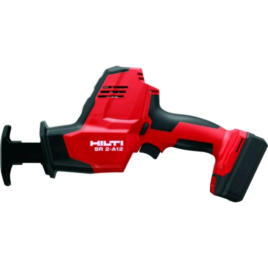 Hilti reciprocating saw+ battery+ charger