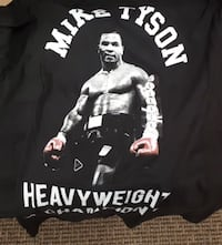 Mike Tyson World Heavyweight Champ shirt TORONTO