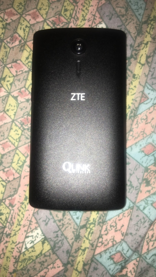 Black ZTE QLink Wireless Never Used Fresh Out Of Box