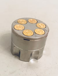 Revolver chamber spice/herb grinder brand new never used Modesto, 95350