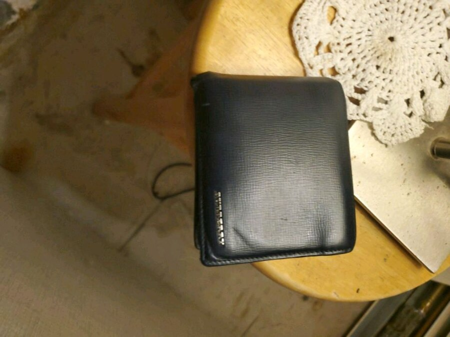 Photo Burberry wallet