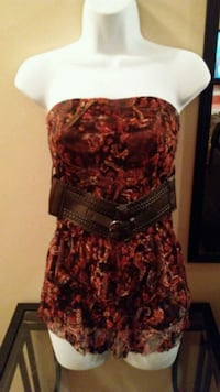 Never worn top Indianapolis, 46268