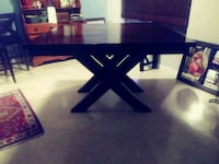 Wooden Table from Kanes Furniture. Clearwater, 33755