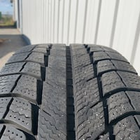 235/60R18 Michelin Latitude X-ice Xi2 Winter Tires Brampton, L6Z 1J3