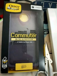 Otterbox Commuter Series Moto Z play and screen pr