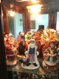 International Resourcing Services Santa Clause collectibles Palm Bay, 32907