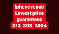 Phone screen repair Dearborn