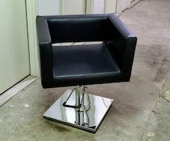 SkinAct Genova Styling Chair - Black - SKU166471 -