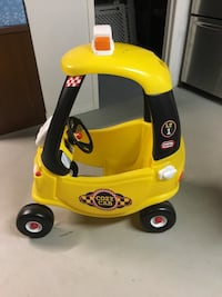 Kids cozy coupe! Only used indoor Newmarket, L3X 1H8