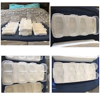 Baby food storage containers Winnipeg, R2N 0H6