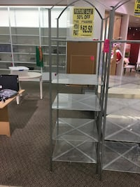 Aluminium & plexiglass store displays Fort Payne, 35967