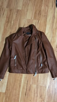 Brown jacket Size Medium (forever 21) Calgary, T2Y 4E4